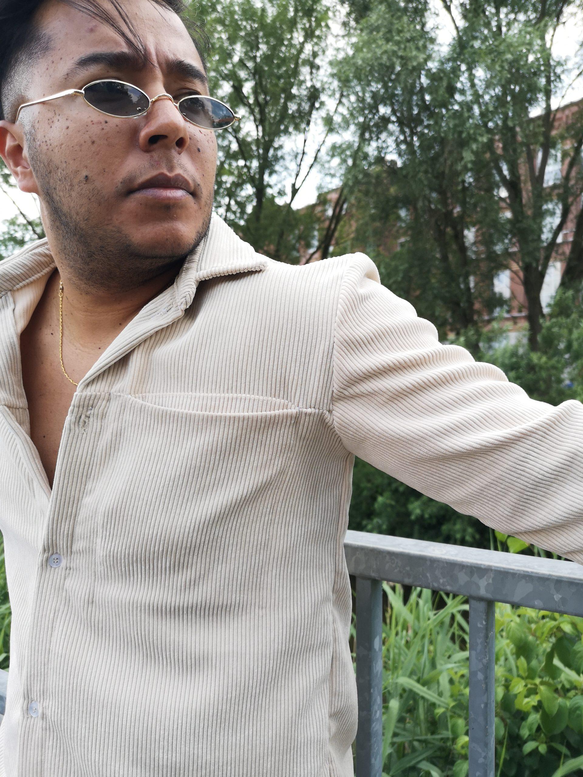aynovo rib blouse 1