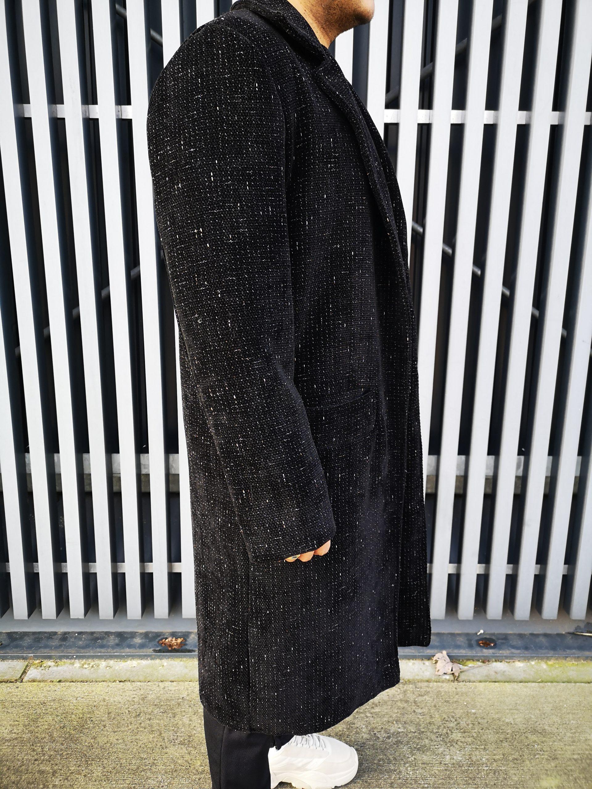 aynovo black long coat 1