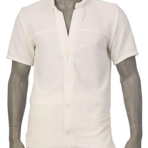 Witte blouse set voorkant